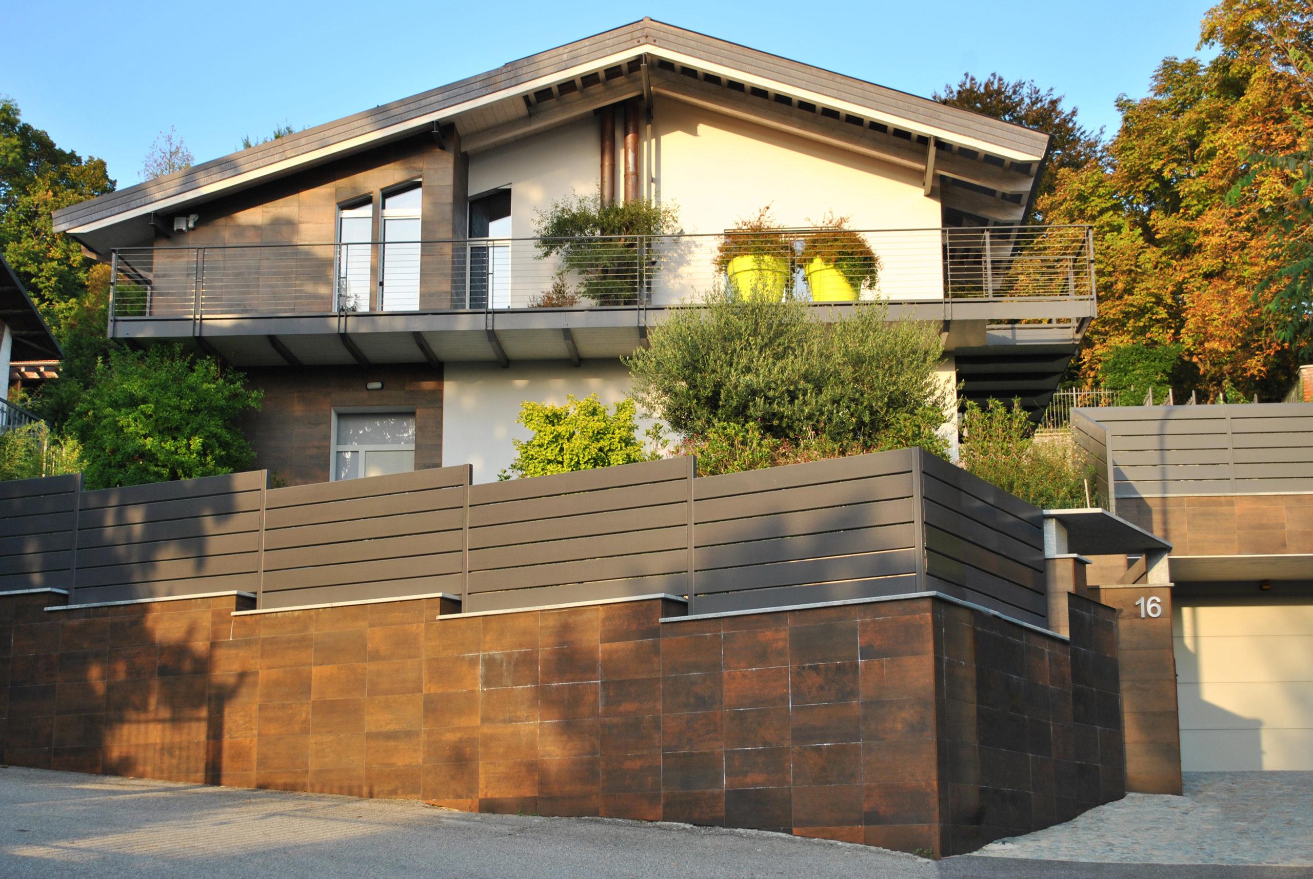 Casa unifamiliare a Moncalieri - Sintagma